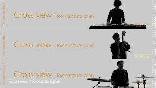Cross View written by Hidehiro Kawai fox capture plan 岸本亮 Ryo Ki...