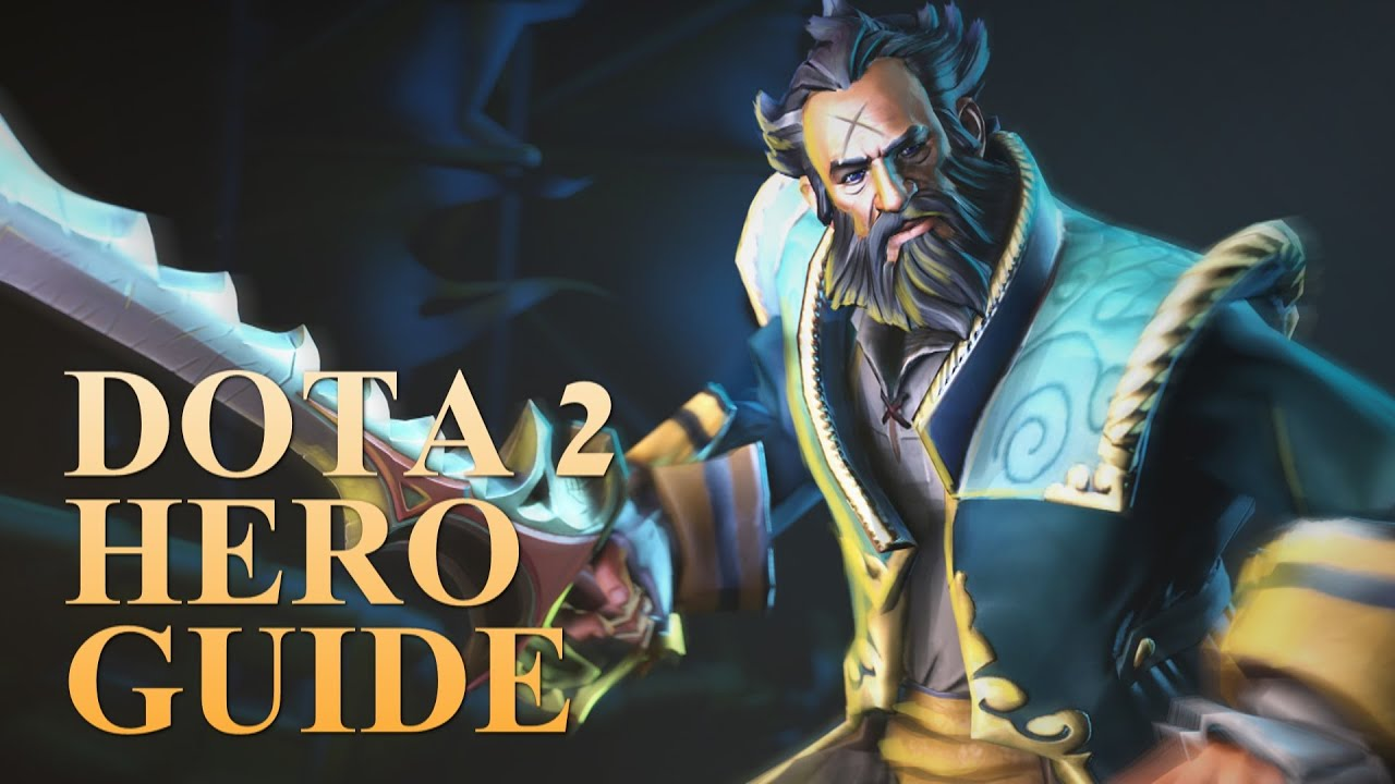 dota 2 hero guides admiral kunkka youtube