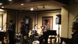 HERE COMES THE SUN:the O'Paddys cover Beatles song St. Patrick's Day 3/17/15