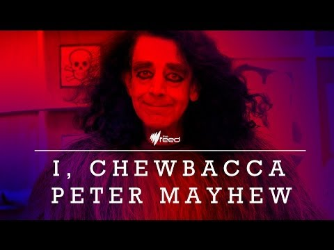 Peter Mayhew talks Chewbacca The Feed