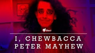 Peter Mayhew talks Chewbacca (The Feed)