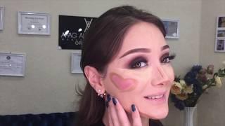 Orxideya Beauty Center (My wedding make up)Afaq