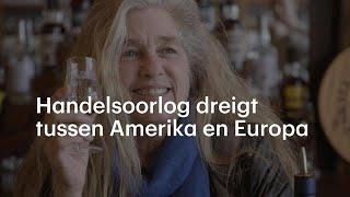 Handelsoorlog bedreigt Stacy's whiskey- RTL NIEUWS