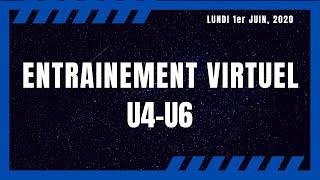 ENTRAINEMENT VIRTUEL (U4-U6) LASALLE RAPIDES SOCCER
