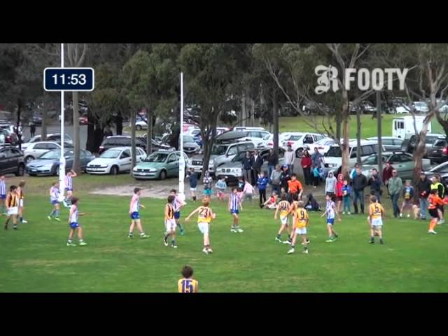 2013 SMJFL Grand Final Under 11 East - Brighton Beach East v East Sandringham East