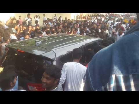Sangeetha Vijay arrived at Mersal Audio