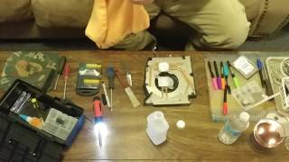 CECHA01 Fat PS3 Disassembly, Thermal Paste and Cleaning Part 2 of 4