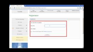 25. Cara Memulai Daftar Sistem Affiliasi di Liteforex