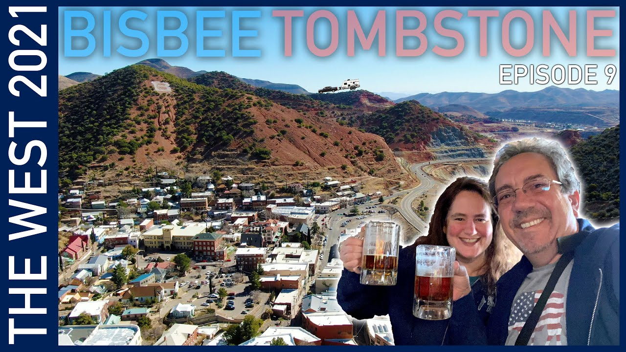Download Bisbee, Tombstone, And Chiricahua National Monument - The West 2021 Episode 9