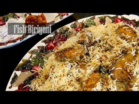 Fish Biriyani Kerala Style Recipe - RKC
