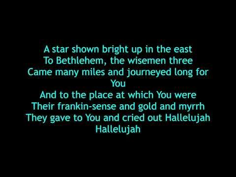 Christmas - Hallelujah (karaoke)