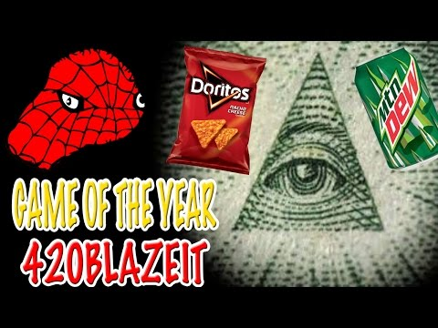 Spodermen Plays Game Of The Year 420BlazeIt