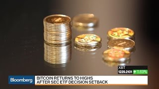 Bitcoin Jumps in Recovery From SEC's ETF Decision
