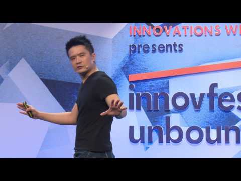 innovfest unbound 2017: The Cult of Razer - Min-Liang Tan