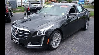 Cadillac CTS 2014 Videos