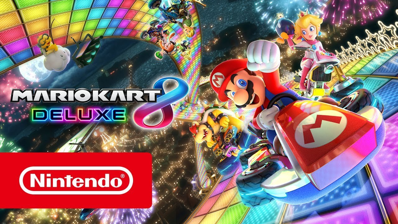 Mario Kart 8 Deluxe – Guía de las opciones de control (Nintendo Switch)