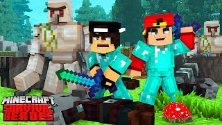 Minecraft SURVIVAL HEROES - EPISODE #9