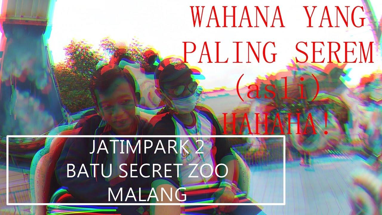 Wahana Gurita Jatimpark 2 Batu Secret Zoo Youtube