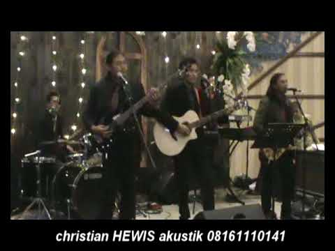 Beatles here comes the sun | christian HEWIS wedding entertainment Jakarta.