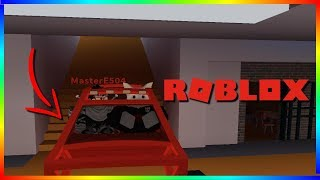 Getting the Dune Buggy In The Prison!!! (Roblox Jailbreak!)