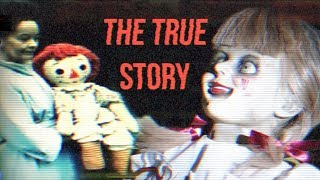 The True Story oḟ Annabelle