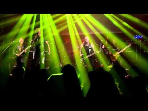 IRON ANGEL EN CHILE - Reporte en Vivo FotoMetalRock (14/08/2015)