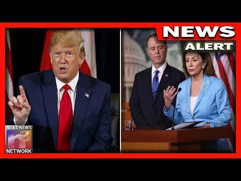 ALERT: Trump Just DERAILED the ENTIRE Impeachment Sham - Schiff & Pelosi are PETRIFIED!