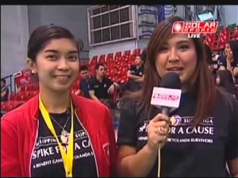 PSL GP: Spike For A Cause Benefit Game
