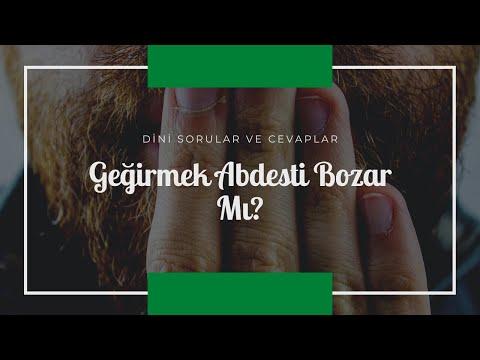 Geğirmek Abdesti Bozar Mı? | Dini Sorular ve Cevaplar