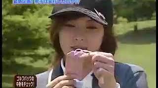 あややゴルフ213上田桃子
