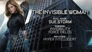 "Fantastic Four | ""The Invisible Woman"" Power Piece [HD] 
