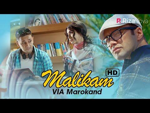 VIA Marokand - Malikam   ВИА Мароканд - Маликам
