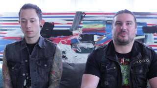 Trivium // Off The Road Part 1 with Matt Heafy & Corey Beaulieu