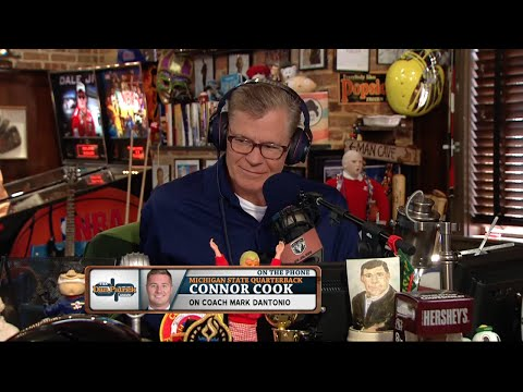Connor Cook on The Dan Patrick Show (Full Interview) 9/15/15