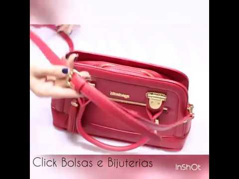 46b82f19c BOLSA COM TASSEL E ALÇA TRANSVERSAL BLISS BAGS. Click Bolsas e Bijuterias