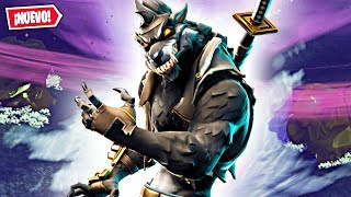 **SEASON 6** A FOR THE WOLF MAN SKIN IN FORTNITE: Battle Royale LEVEL 100 BATTLE PASS