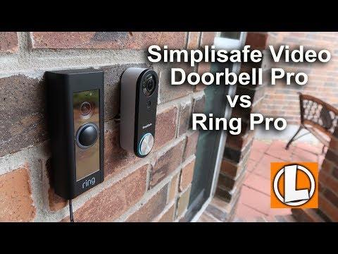 Ring Doorbell Review Ring Vs Ring Pro Vs Ring Video D
