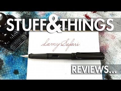 Review: Lamy Safari Fountain Pen