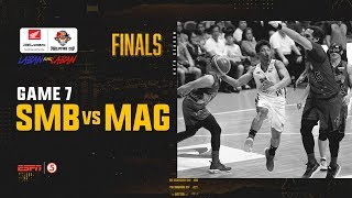 Full Game: G7: San Miguel vs. Magnolia | PBA Philippine Cup 2019 Finals