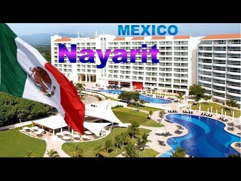 El Hermoso y Dinámico Estado de Nayarit, Mexico