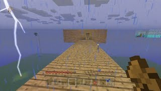 Minecraft Xbox - Skyblock Map - Mob Spawner - Part 4