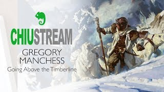 Gregory Manchess: Going Above the Timberline