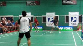 Hidayat/Gunawan vs. Haryanto/Bach [2 of 2]