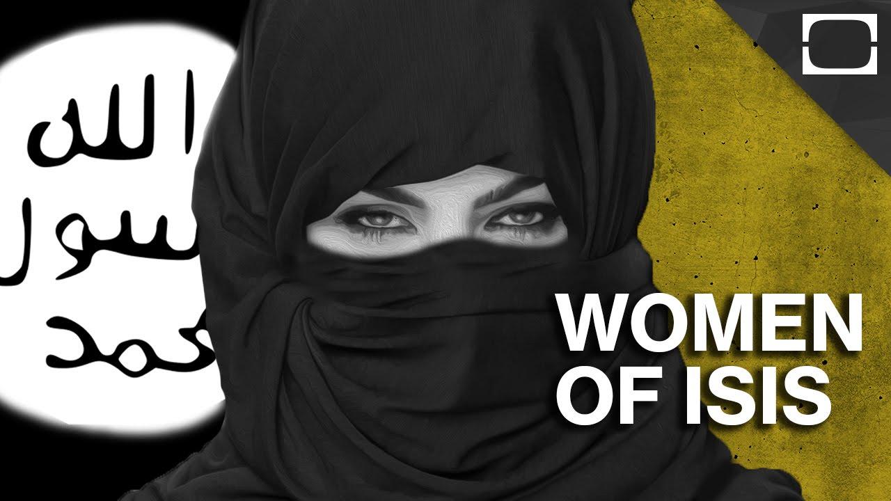 Risultati immagini per ISIS WOMEN