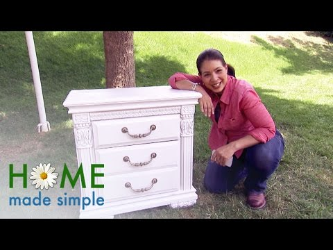The One Thing You Need (and Already Have) to Unstick Drawers | Home Made Simple | OWN