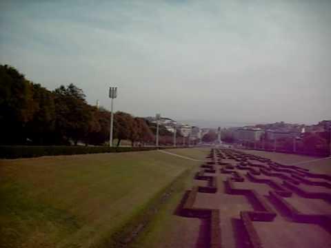 Portuguese Monument Parque Eduardo VII
