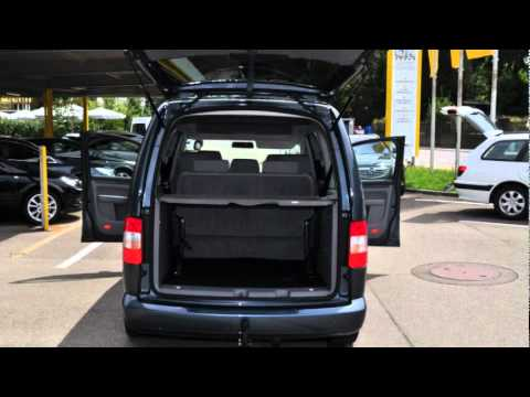 vw caddy maxi life 2 0 tdi dpf 90939 ruedi tinner ag. Black Bedroom Furniture Sets. Home Design Ideas