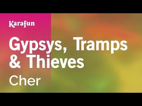 Karaoke Gypsys, Tramps & Thieves - Cher *