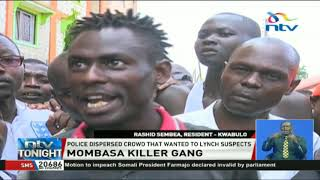 One killed, three injured by gang operating in Nyali, Kisauni