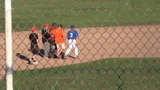Aptos Parent Behaving Badly at Middle School Baseball Playoff Game